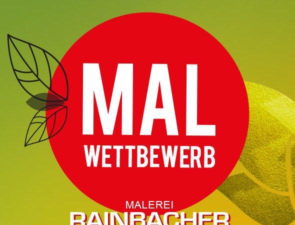 MALWETTBEWERB Malerei Rainbacher